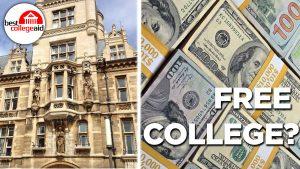 Free College Bernie Sanders Best College Aid