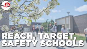 Reach Target Safety Schools Best College Aid
