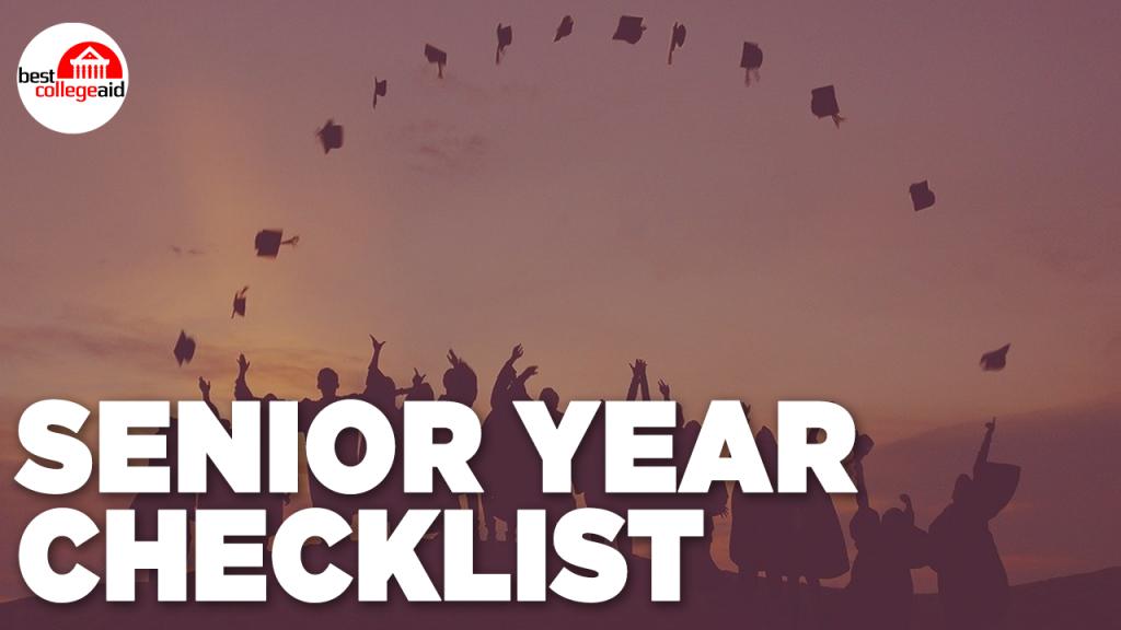 Senior Year Checklist Best College Aid Logo