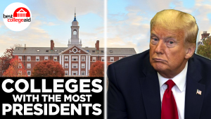 Top 10 Colleges that Produced the Most U.S. Presidents