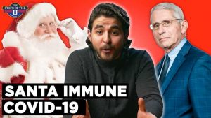 Santa Claus is Immune to Coronavirus