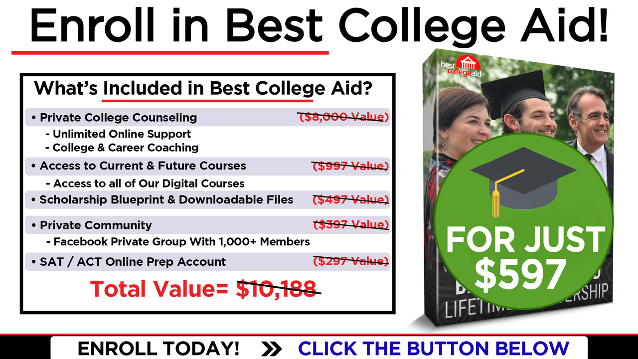 Enroll in Best College Aid