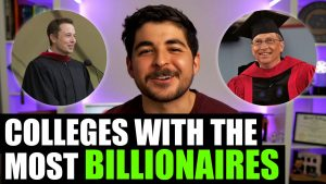 Colleges that Created the Most Billionaires