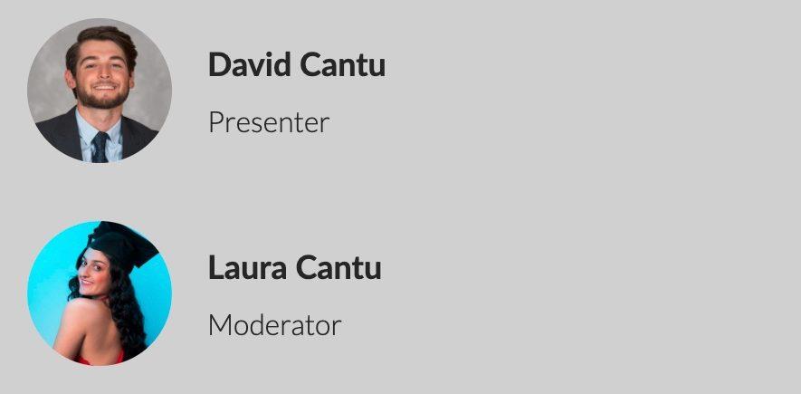 Laura Cantu David Cantu