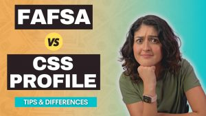 FAFSA vs CSS Profile Tips & Differences Laura Cantu