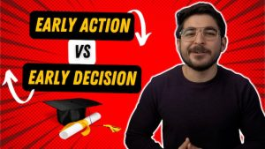 Early Action vs Early Decision Francisco Cantu Best College Aid
